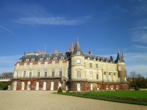 rambouillet chateau (1)