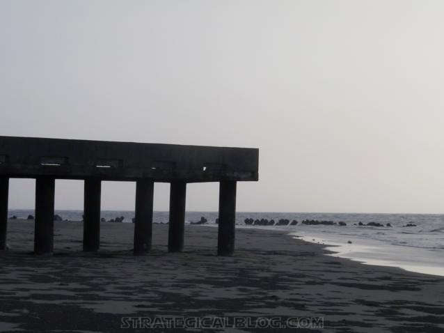 Daan Beach near Taichung Port Plage (5)