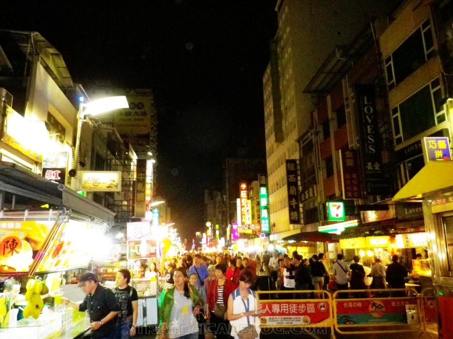 Kaohsiung Liuhe Night Market entrance