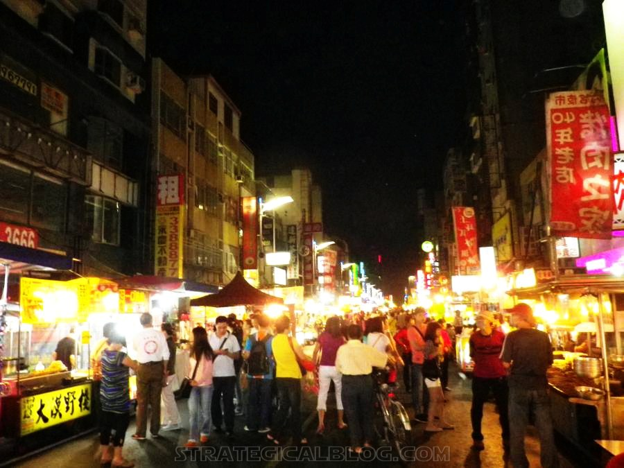 Kaohsiung Liuhe Night Market
