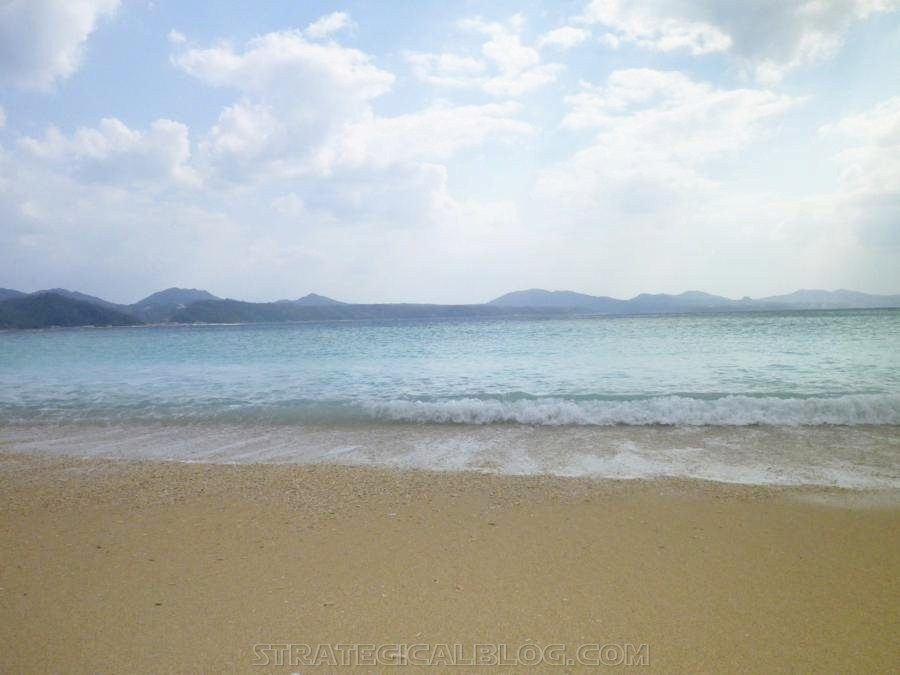 Nago Beach Okinawa Japan (6)