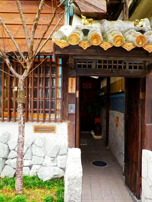 naha okinawa old japanese house