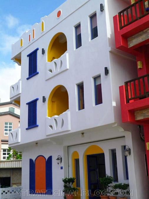 Kenting Taiwan Architecture (1)