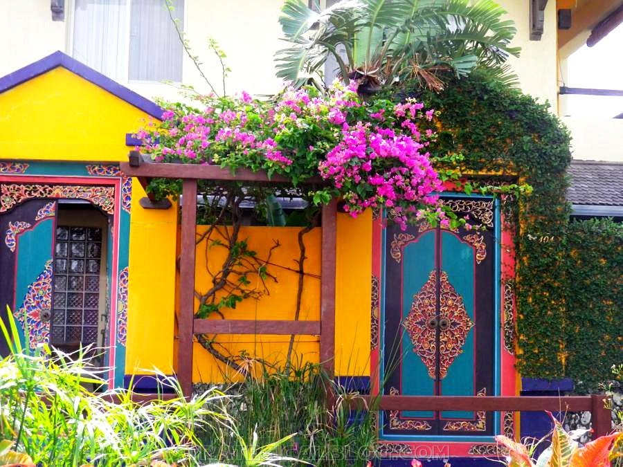 Kenting colorful houses (3)