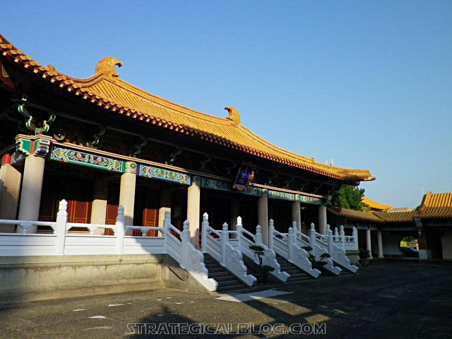 ConfuciusTemple Martyr's Shrine - Taichung (10)