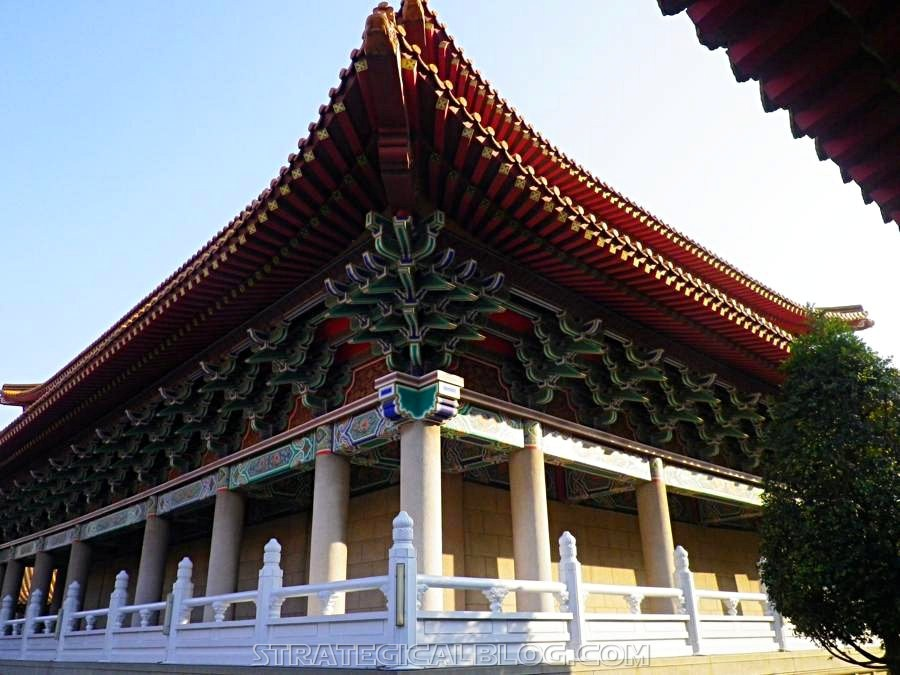 ConfuciusTemple Martyr's Shrine - Taichung (12)