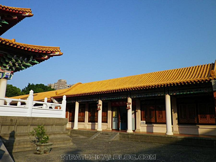 ConfuciusTemple Martyr's Shrine - Taichung (16)