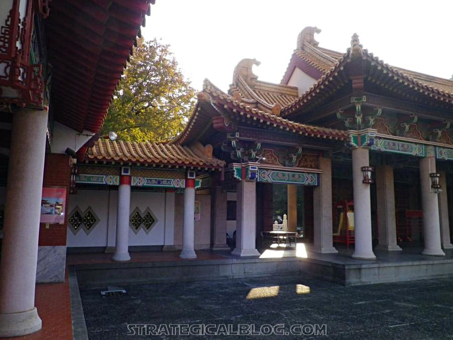 ConfuciusTemple Martyr's Shrine - Taichung (17)