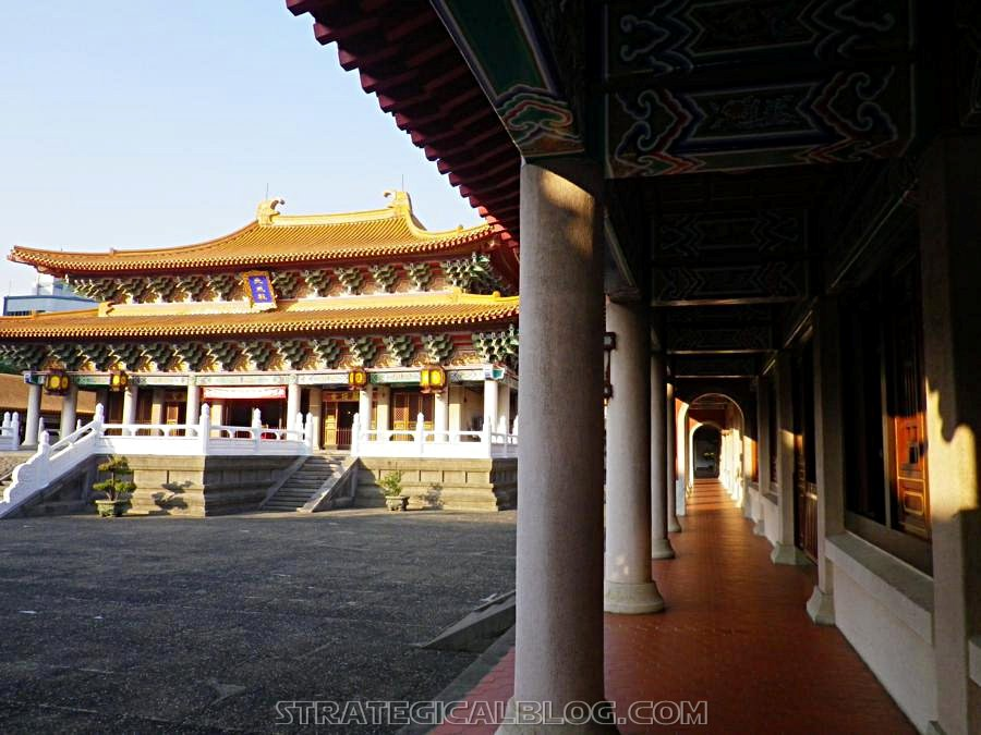ConfuciusTemple Martyr's Shrine - Taichung (19)