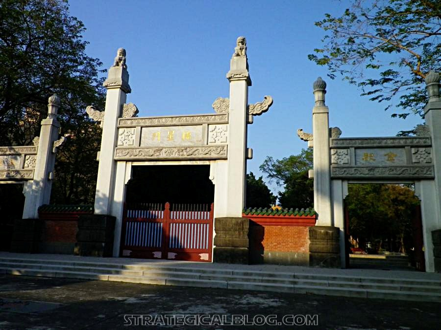 ConfuciusTemple Martyr's Shrine - Taichung (24)