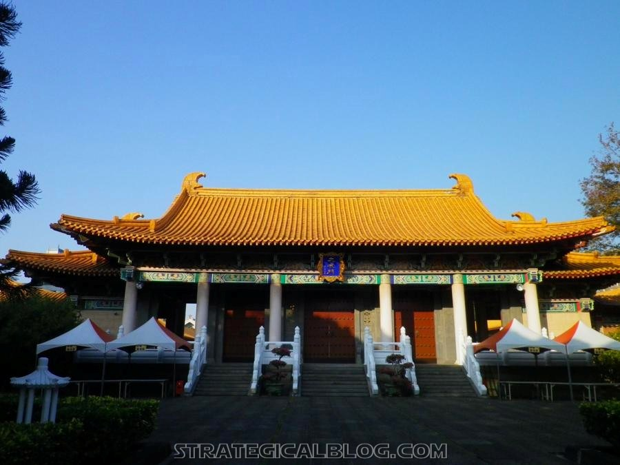 ConfuciusTemple Martyr's Shrine - Taichung (4)
