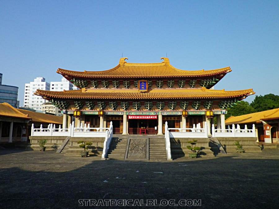 ConfuciusTemple Martyr's Shrine - Taichung (6)