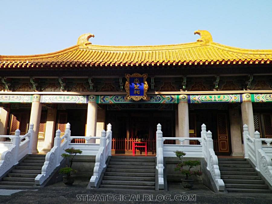 ConfuciusTemple Martyr's Shrine - Taichung (9)