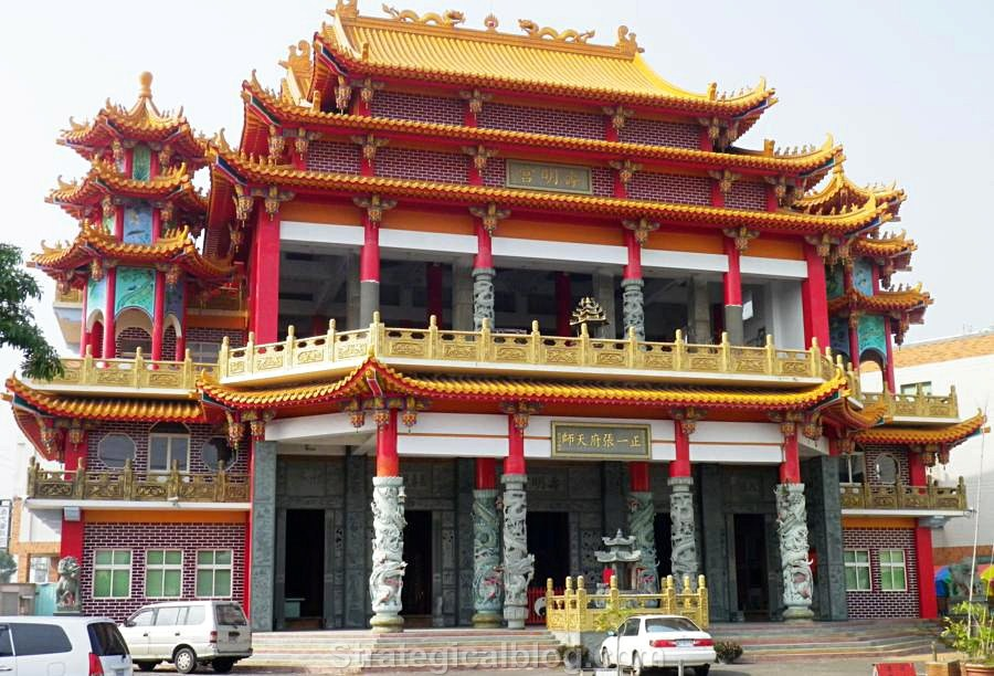 taichung dragon temple