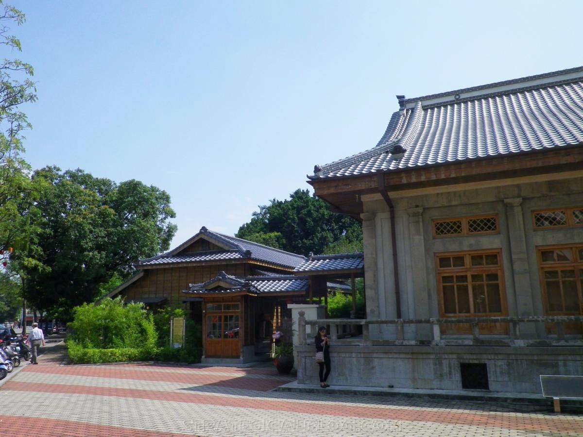 taichung japanses building style (1)