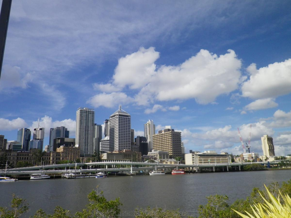 Brisbane city view (2)