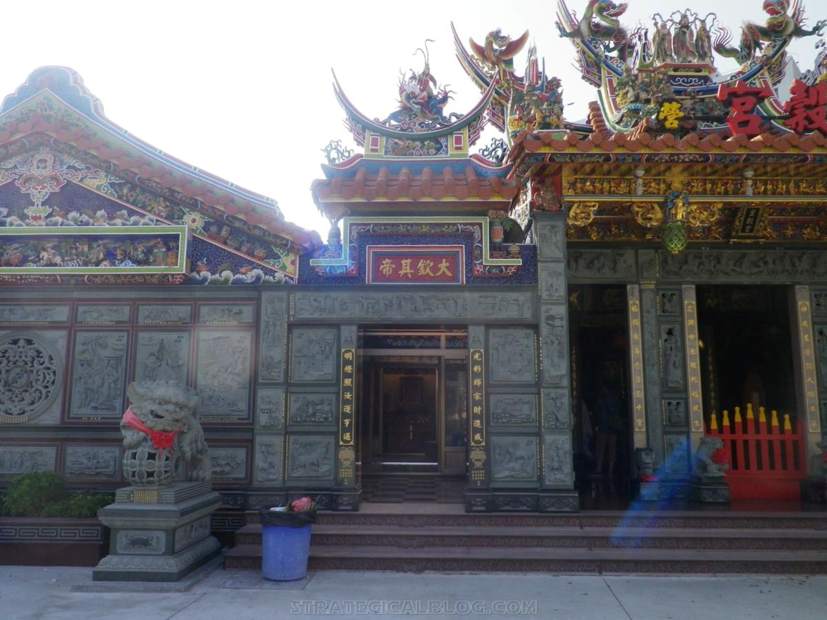 kaohsiung temple taiwan travel blog (8)