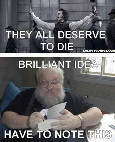 game of thrones funny memes death