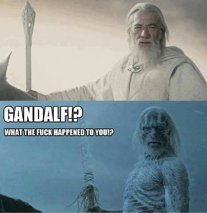 game of thrones funny memes gandalf