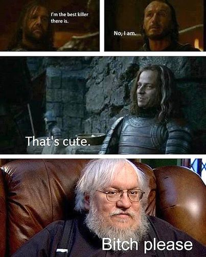 game of thrones funny memes george r r martin