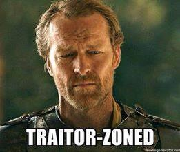 game of thrones funny memes jorah zoned