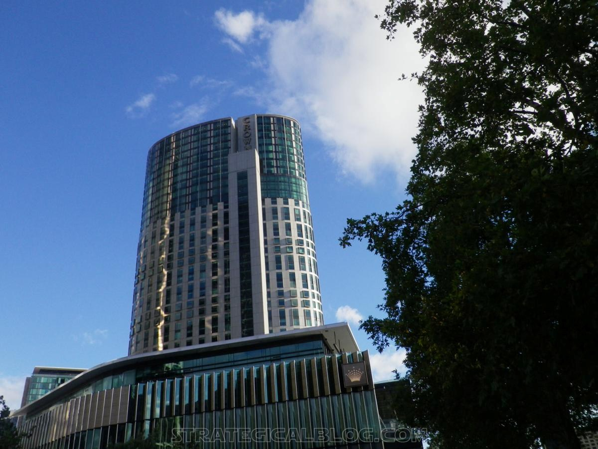Melbourne australia central business district (1)