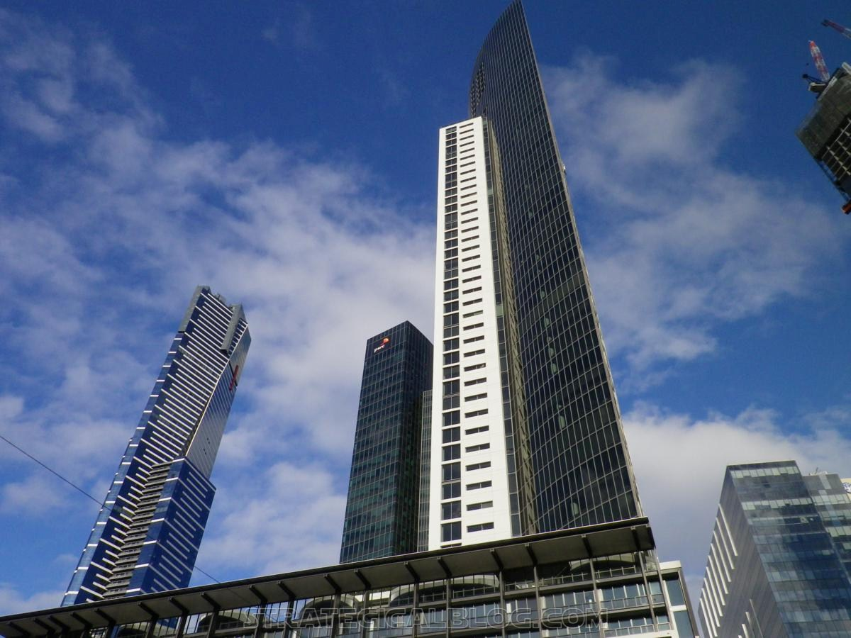 Melbourne australia central business district (2)