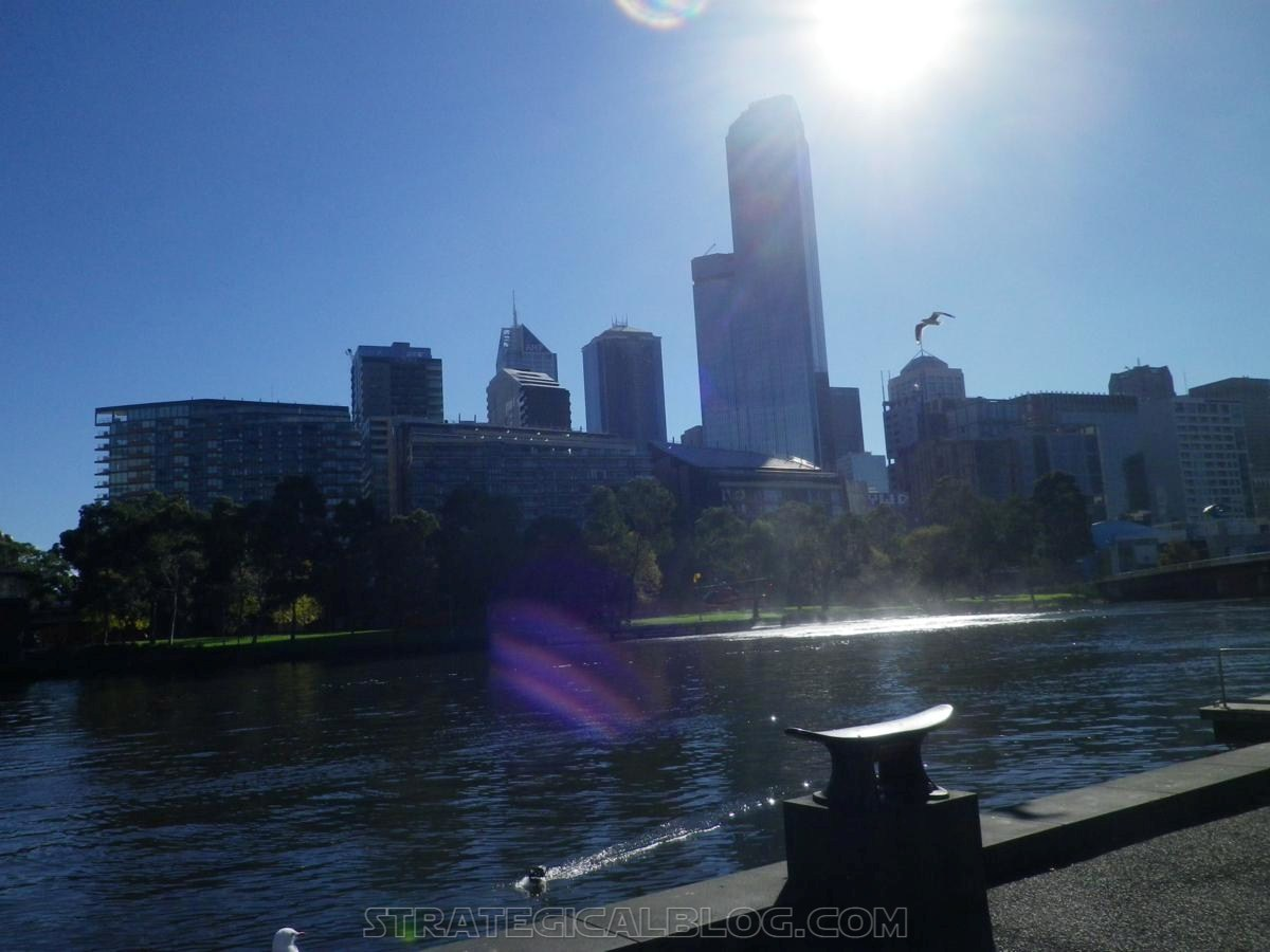 Melbourne southbank (1)