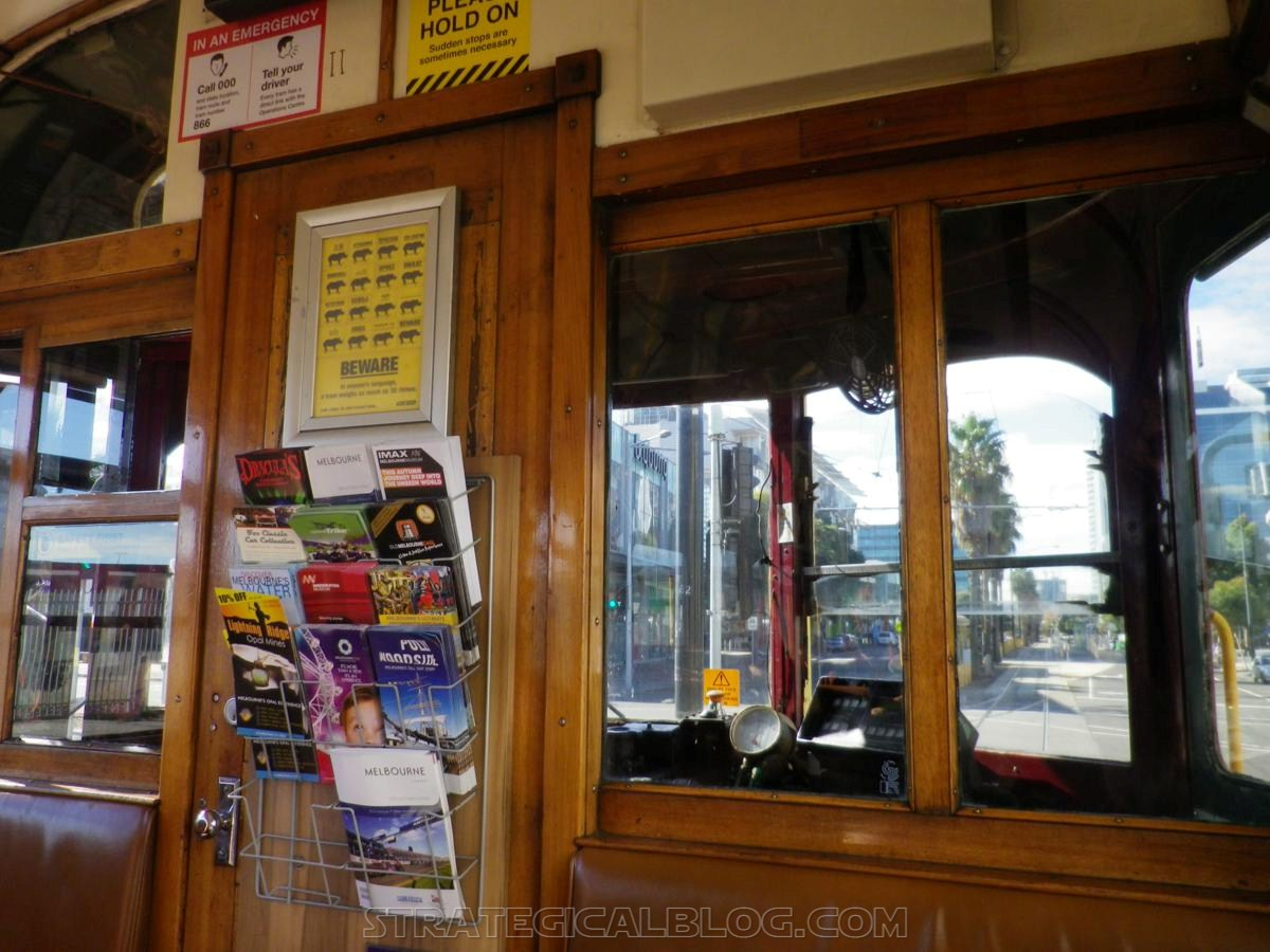 Melbourne tramway (1)