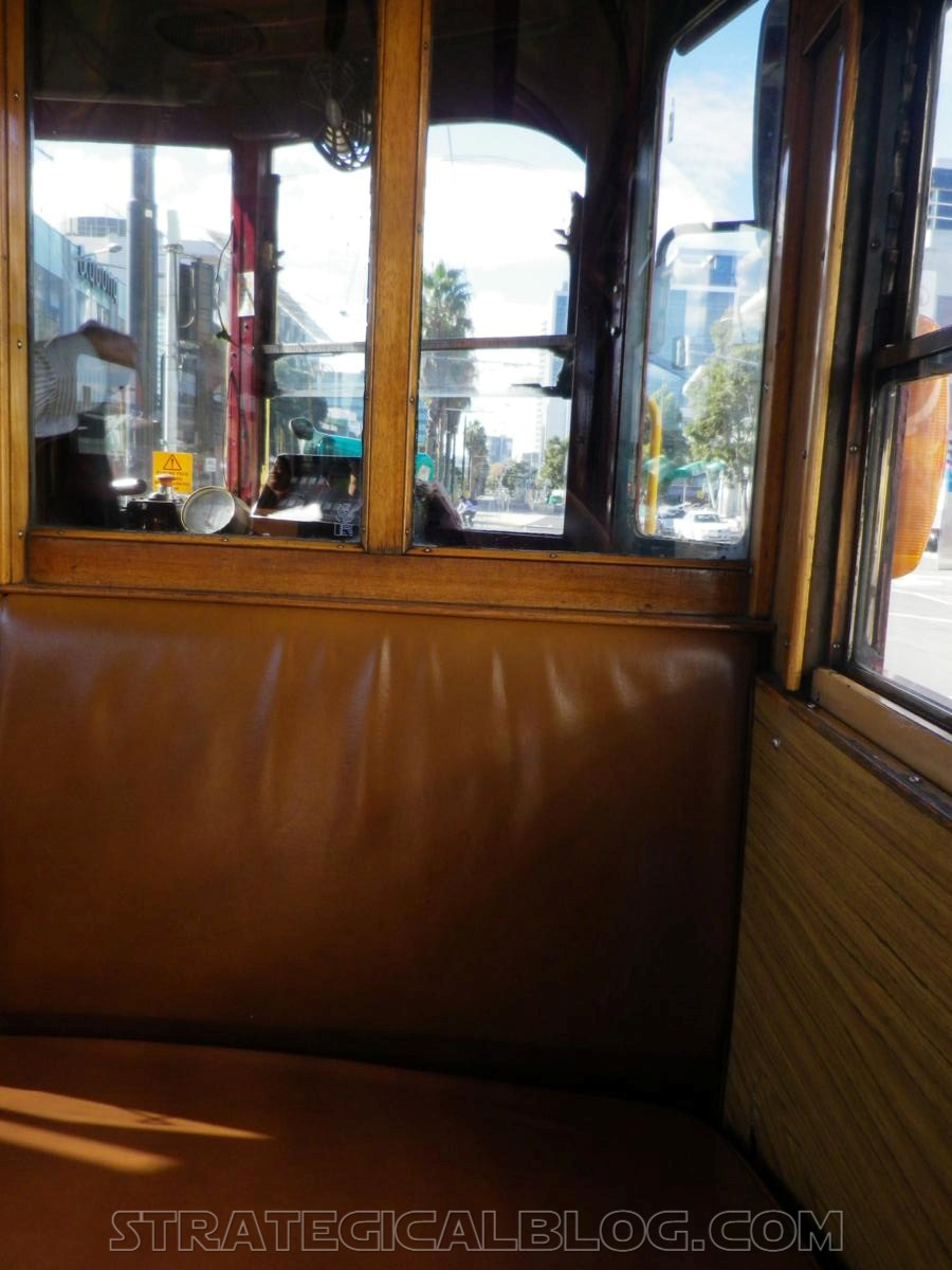 Melbourne tramway (2)