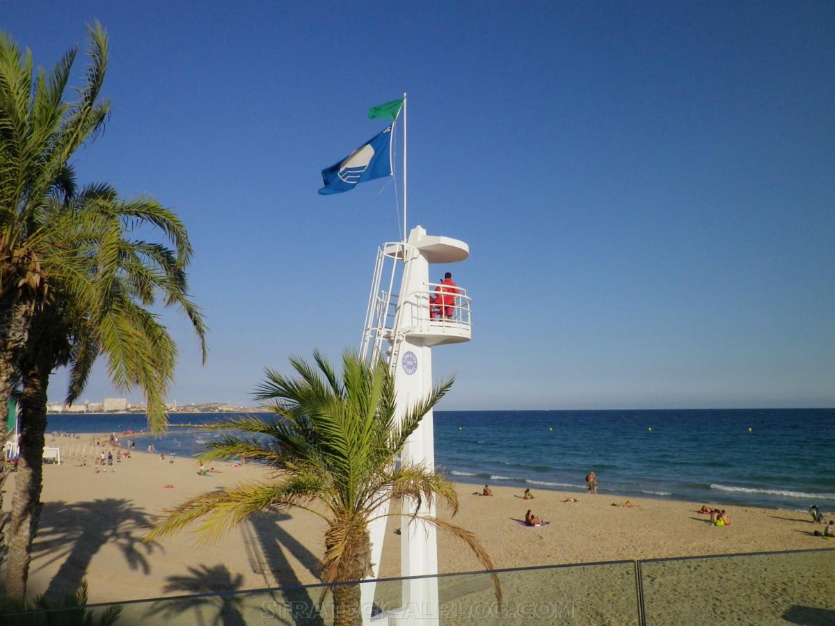 alicante playa beach