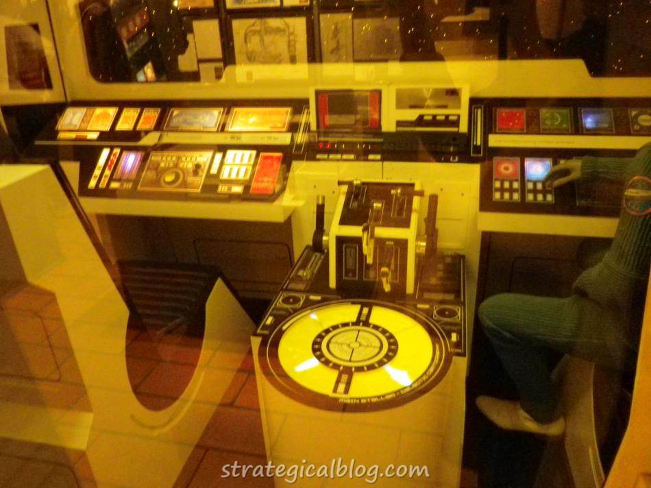 star trek space set