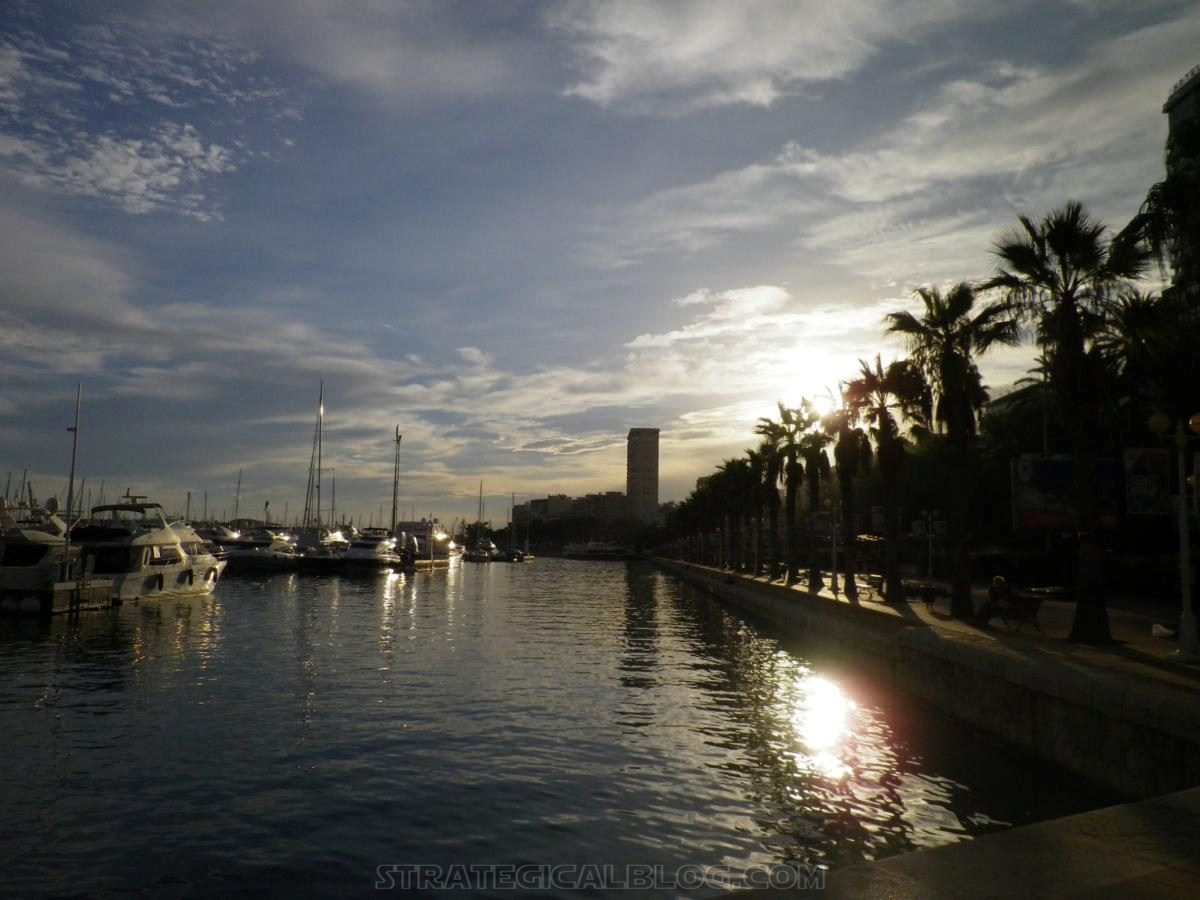 alicante marina sunset strateigcalblog (9)