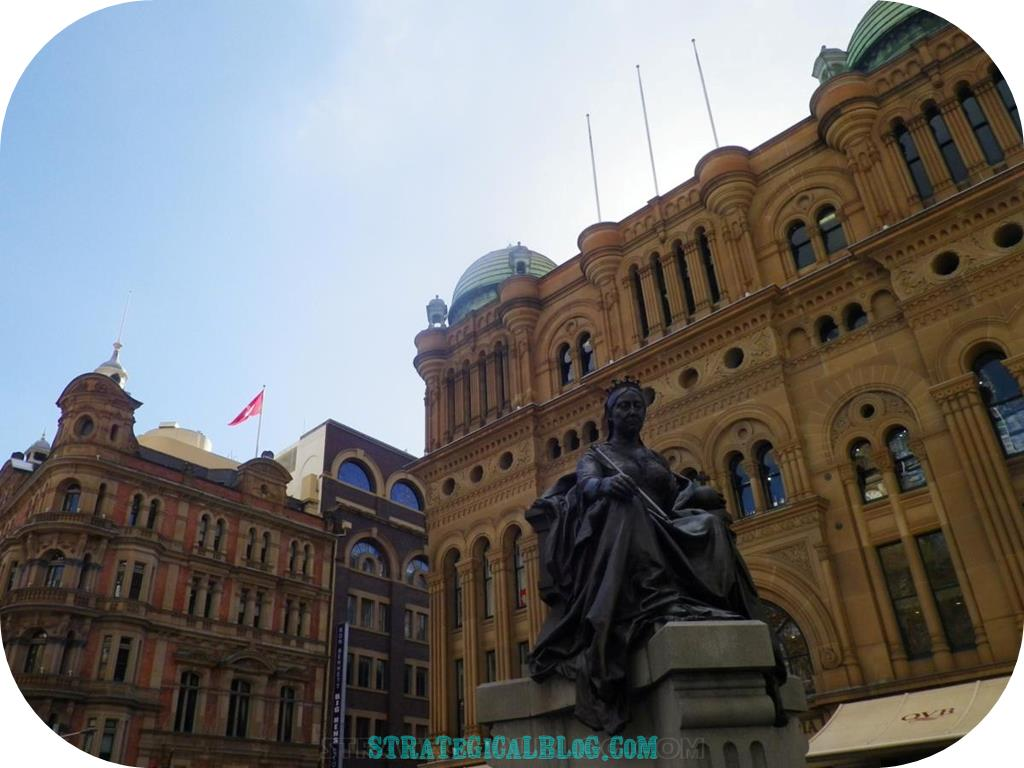 10 places to see in sydney australia queen victoria building