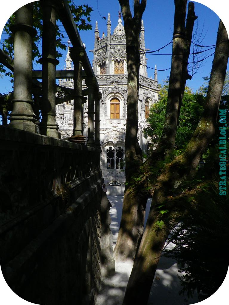 Quinta da Regaleira view